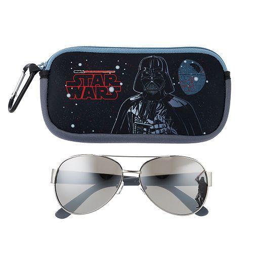 Boys 4-20 Pan Oceanic Star Wars Sunglasses