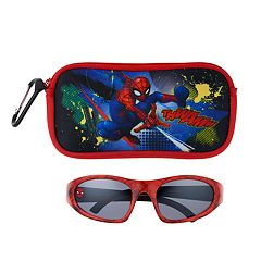 Boys 4-20 Pan Oceanic Spider-Man Sunglasses