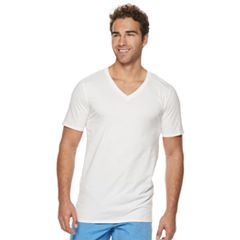 Big & Tall Jockey 3-pack + 1 Bonus StayCool + V-Neck Tees
