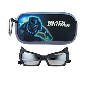 Boys 4-20 Pan Oceanic Black Panther Sunglasses
