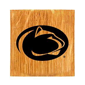 Penn State Nittany Lions Wine Barrel Coaster Set