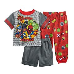 13d8ce6ce8 Toddler Boy Marvel The Avengers Top