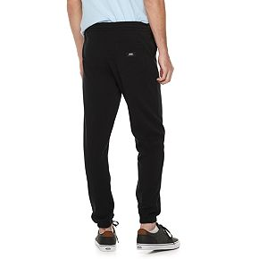 Men's Vans Fleece Pants with Leg Graphic