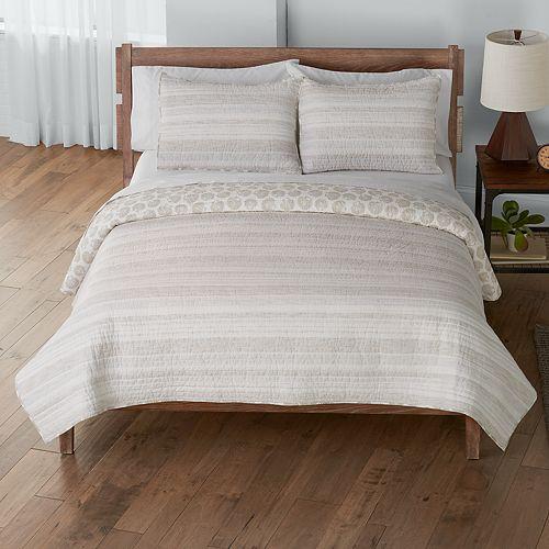 SONOMA Goods for Life™ Yarn-Dye Stripe Quilt or Sham