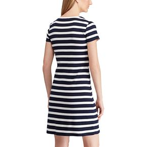 Women's Chaps Striped Sheath Dress