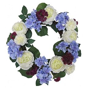 SONOMA Goods for Life? Faux Peony Wreath