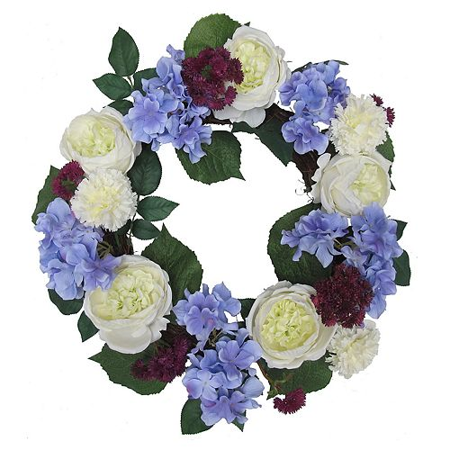SONOMA Goods for Life™ Faux Peony Wreath