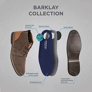 Nunn Bush Barklay Men's Plain Toe Oxford Shoes