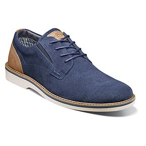 Nunn Bush Barklay Men?s Plain Toe Casual Oxford