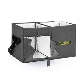 Picnic Time Baylor Bears Portable Ottoman Cooler