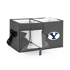 Picnic Time BYU Cougars Portable Ottoman Cooler