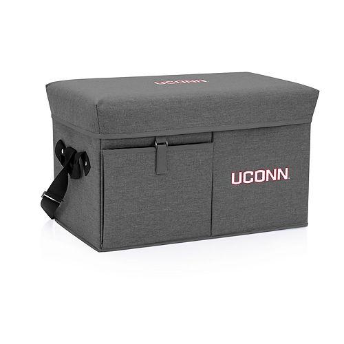Picnic Time UConn Huskies Portable Ottoman Cooler