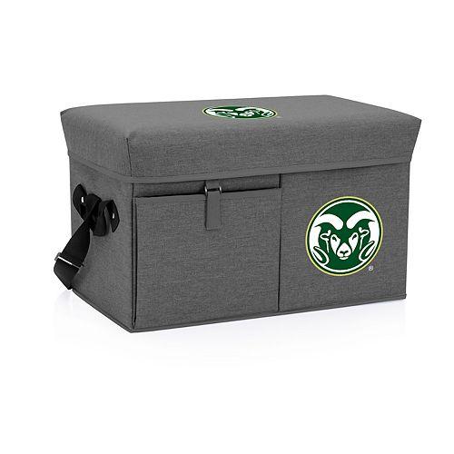 Picnic Time Colorado State Rams Portable Ottoman Cooler