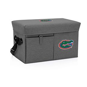 Picnic Time Florida Gators Portable Ottoman Cooler
