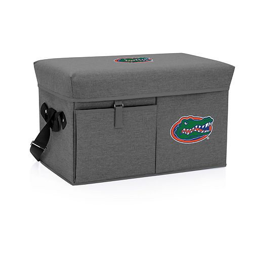 Picnic Time Florida Gators Portable Ottoman Cooler