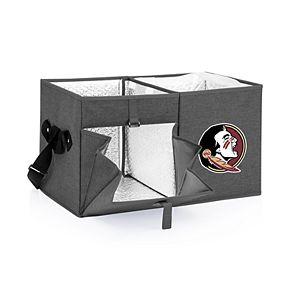 Picnic Time Florida State Seminoles Portable Ottoman Cooler