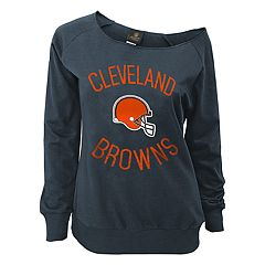 Women's Cleveland Browns Flash Dance Sweatshirt