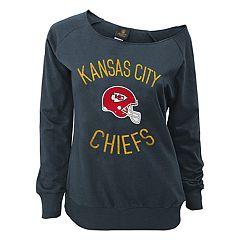 Women's Kansas City Chiefs Flash Dance Sweatshirt