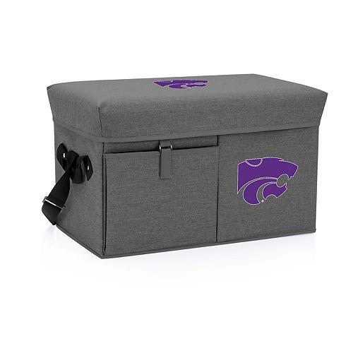 Picnic Time Kansas State Wildcats Portable Ottoman Cooler