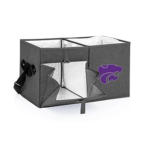 Picnic Time Kansas State Wildcats Portable Ottoman Cooler