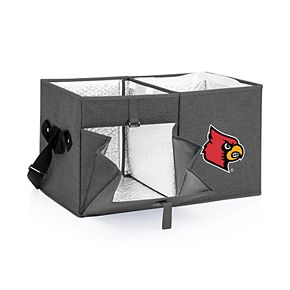 Picnic Time Louisville Cardinals Portable Ottoman Cooler