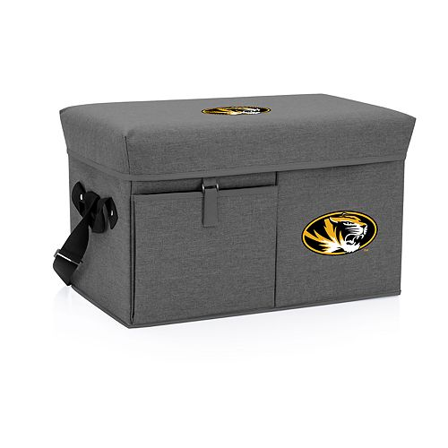 Picnic Time Missouri Tigers Portable Ottoman Cooler