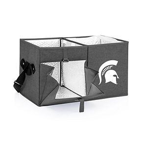 Picnic Time Michigan State Spartans Portable Ottoman Cooler