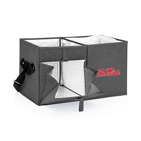 Picnic Time Ole Miss Rebels Portable Ottoman Cooler