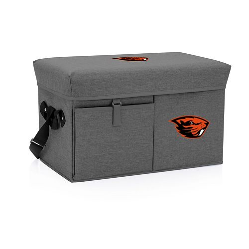 Picnic Time Oregon State Beavers Portable Ottoman Cooler