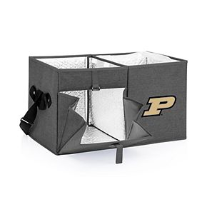 Picnic Time Purdue Boilermakers Portable Ottoman Cooler