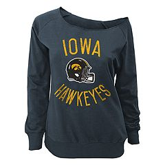 Women's Iowa Hawkeyes Dance Sweatshirt