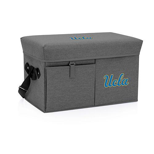 Picnic Time UCLA Bruins Portable Ottoman Cooler