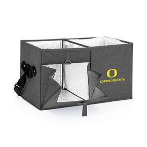 Picnic Time Oregon Ducks Portable Ottoman Cooler
