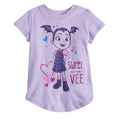 Disney's Vampirina Toddler Girl 'Sweet As Can Vee' Graphic Tee by Jumping Beans®