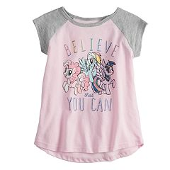 Toddler Girl Jumping Beans® My Little Pony 'Believe That You Can' Graphic Tee