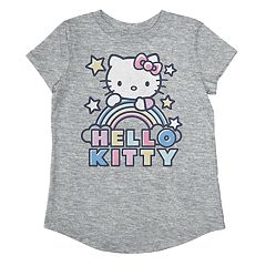 Toddler Girl Hello KittyR Graphic Tee By Jumping BeansR