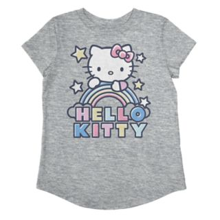 Toddler Girl Hello Kitty® Graphic Tee by Jumping Beans®