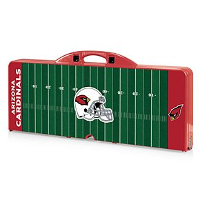 Arizona Cardinals Portable Sports Field Picnic Table