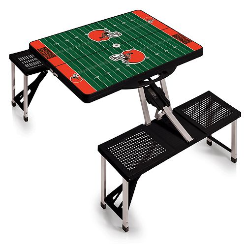 Cleveland Browns Portable Sports Field Picnic Table