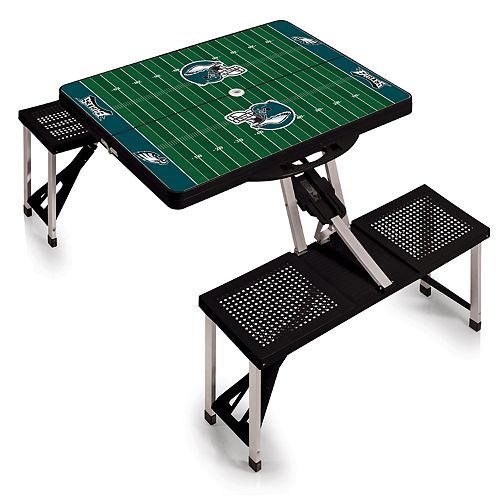 Philadelphia Eagles Portable Sports Field Picnic Table