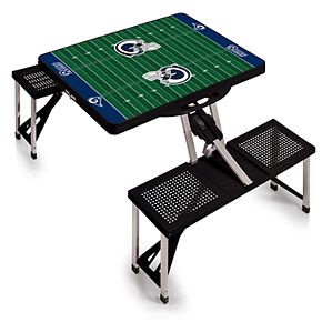 Los Angeles Rams Portable Sports Field Picnic Table