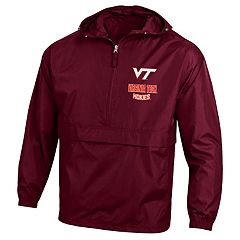 Men's Virginia Tech Hokies Packable Jacket