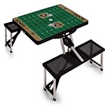 New Orleans Saints Portable Sports Field Picnic Table