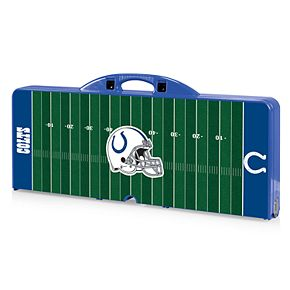 Indianapolis Colts Portable Sports Field Picnic Table