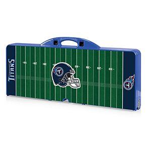 Tennessee Titans Portable Sports Field Picnic Table