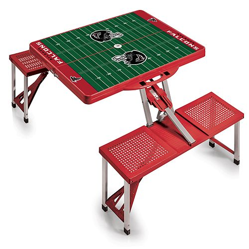Atlanta Falcons Portable Sports Field Picnic Table