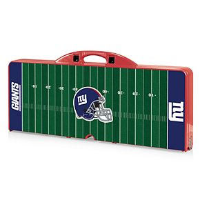 New York Giants Portable Sports Field Picnic Table