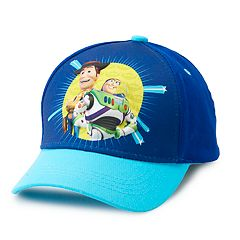 935894c4 Disney / Pixar Toy Story Buzz Lightyear & Woody Toddler Boy Baseball Cap
