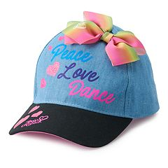 53d658469a8 Toddler Girl JoJo Siwa Bow Baseball Cap