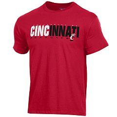Men's Champion Cincinnati Bearcats Chant Tee